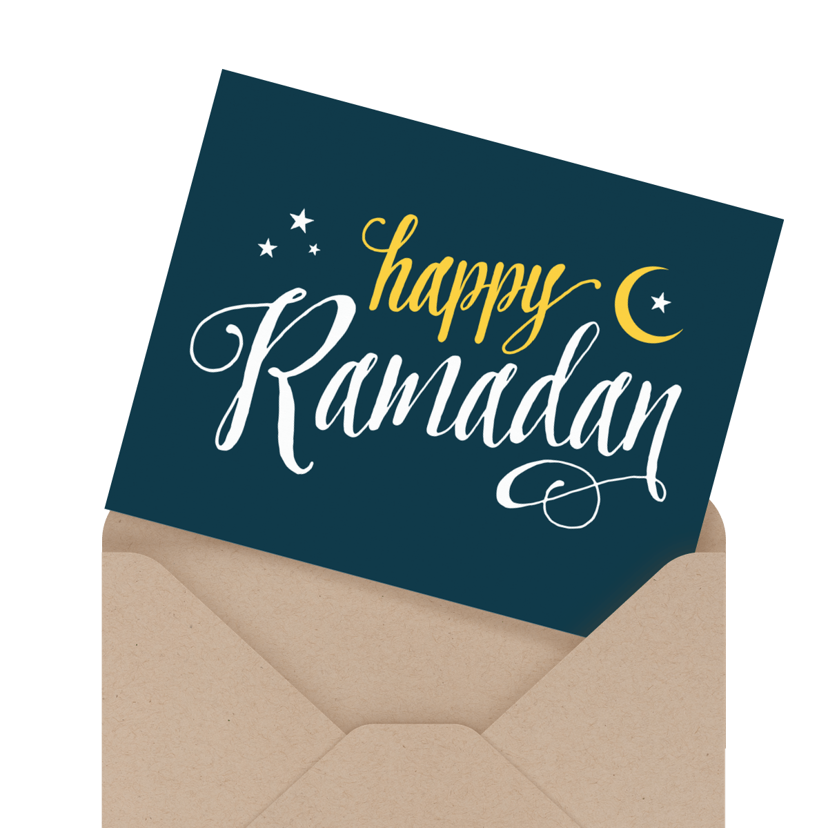 beautiful ramadan card