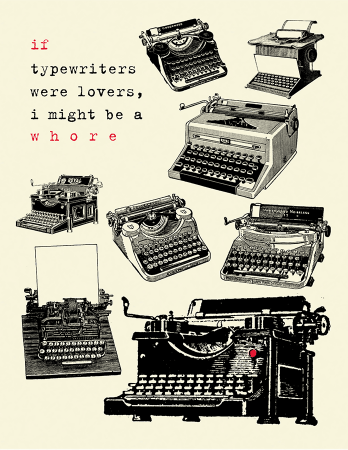 Typewriter Whore