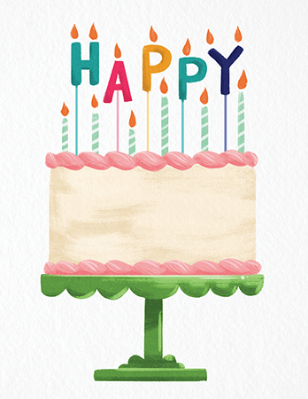 Birthday Cards Mailed For You