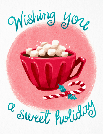 Sweet Holiday Cocoa
