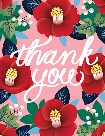 Custom wedding thank you cards | Postable