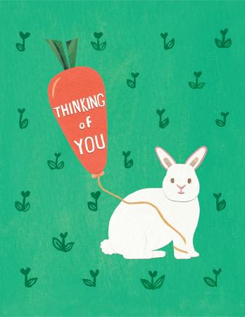 Thoughtful Rabbit