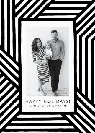 Holiday Stripes Photo