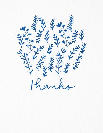 A Garden of Thanks