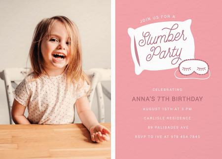 Pink Slumber Party