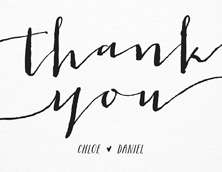 simple thank you letter