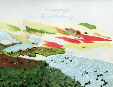 Beach Turf Birthday