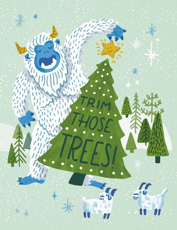 Trim Those Trees