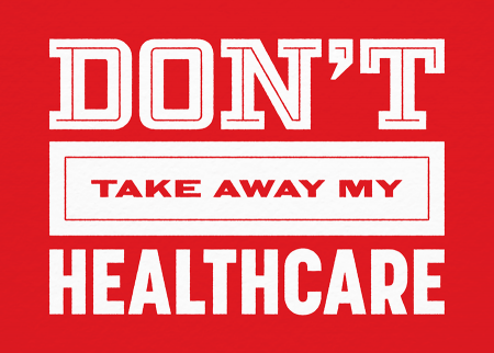 Don't Take My Healthcare