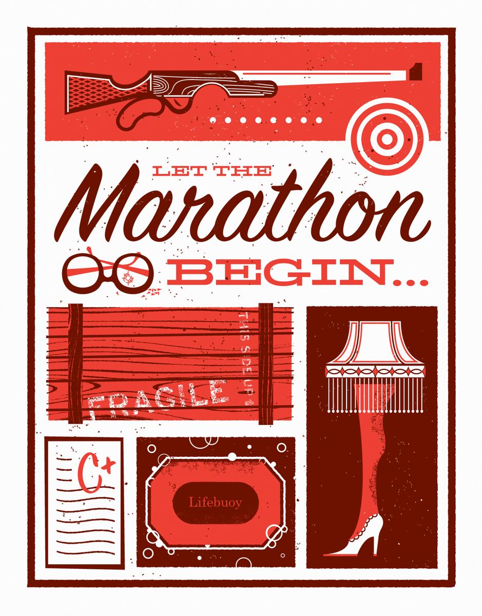 Christmas Story Marathon
