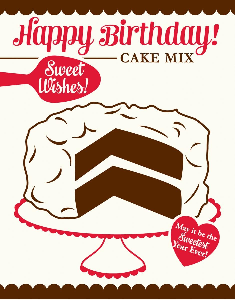 Cake Box