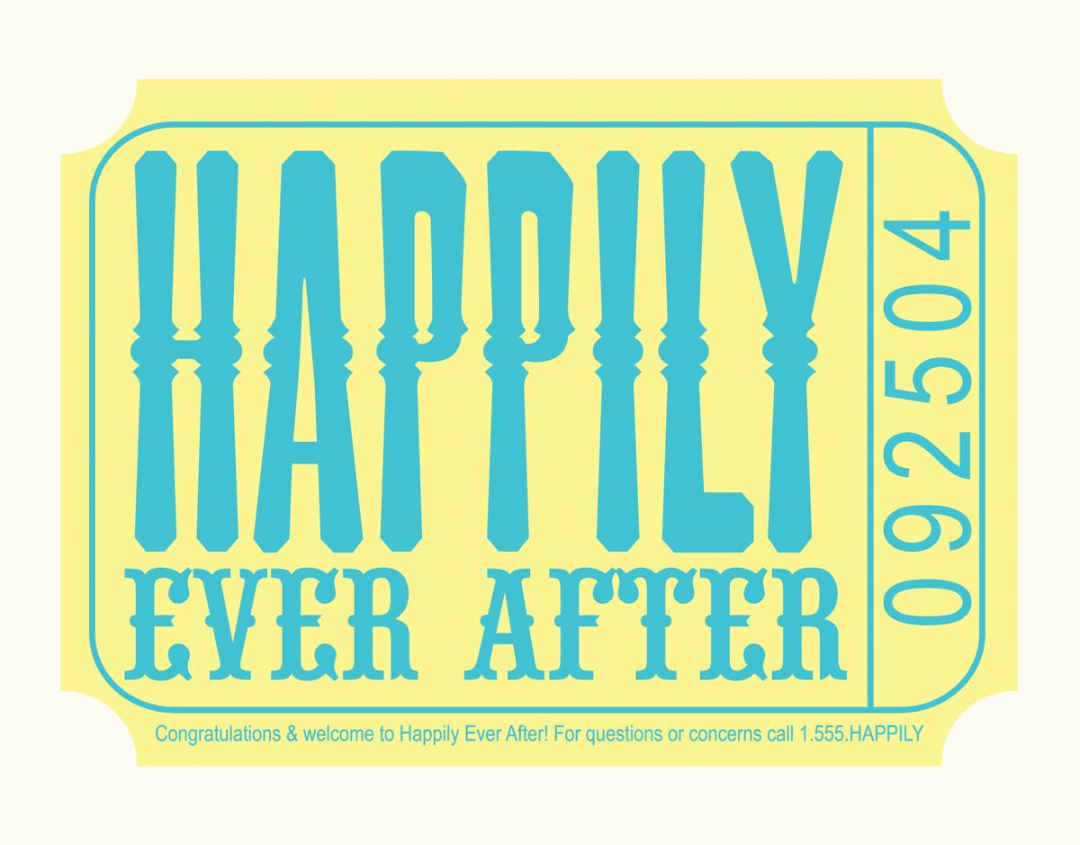 Happy Ticket