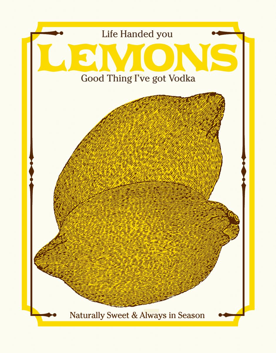 Life Handed You Lemons