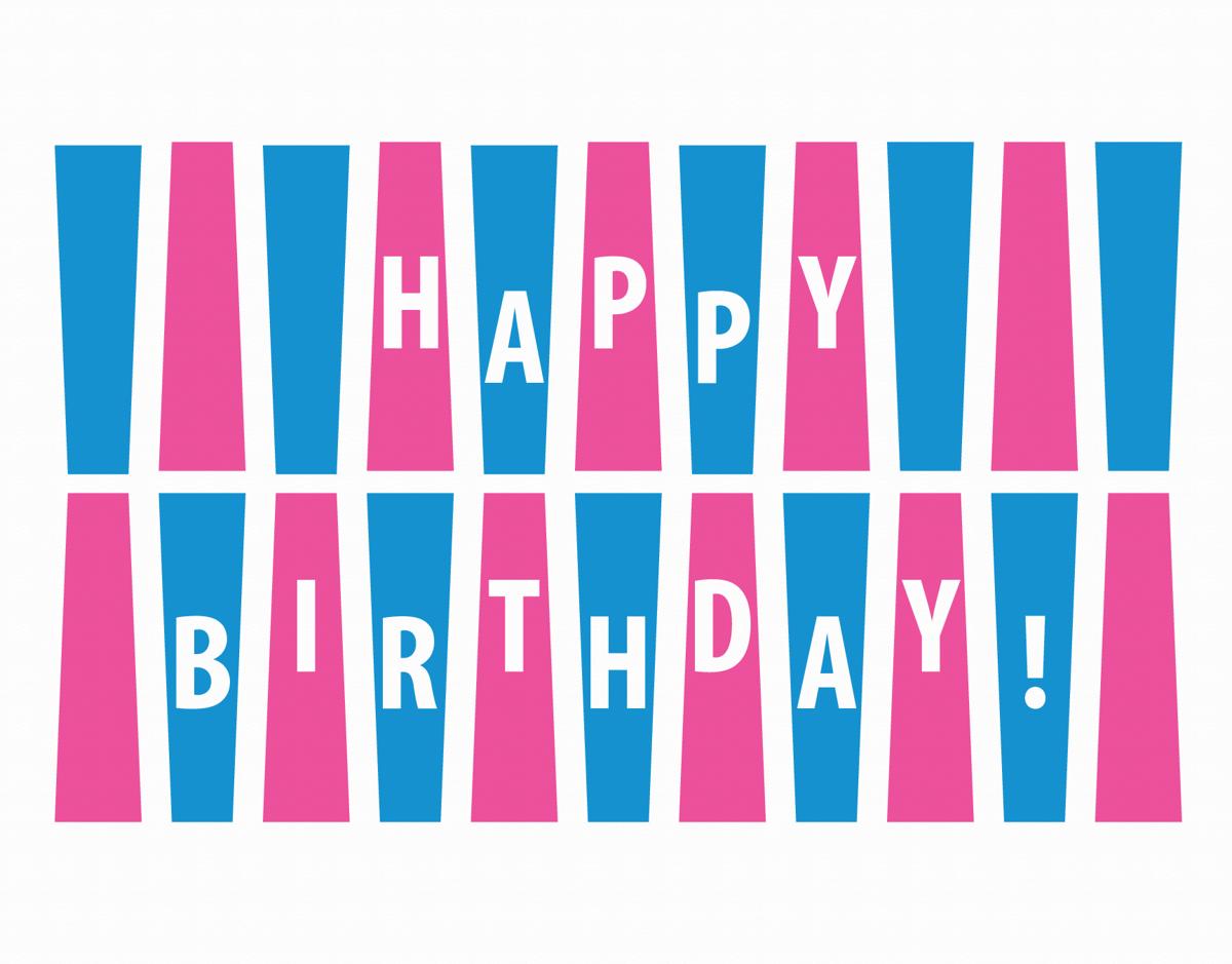 Fun KO Birthday Card