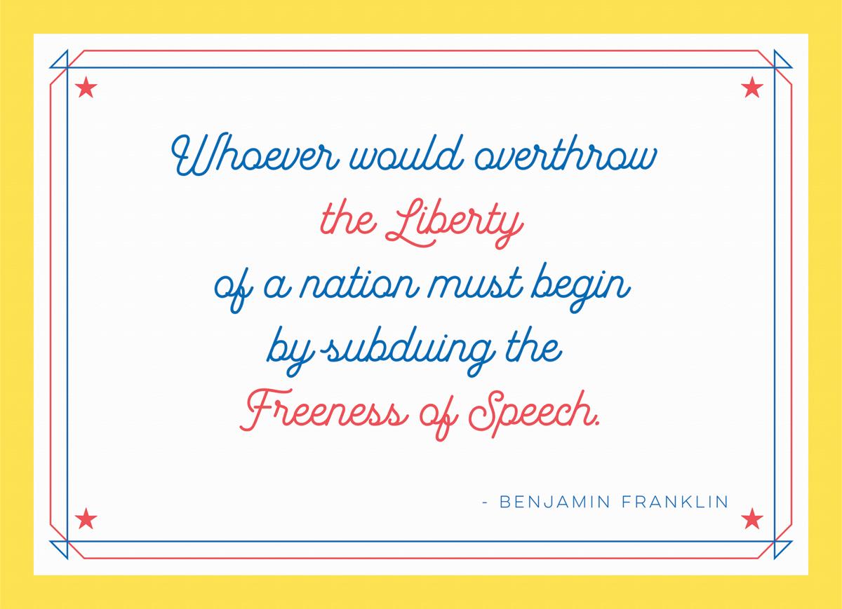 free-speech-liberty-postcard