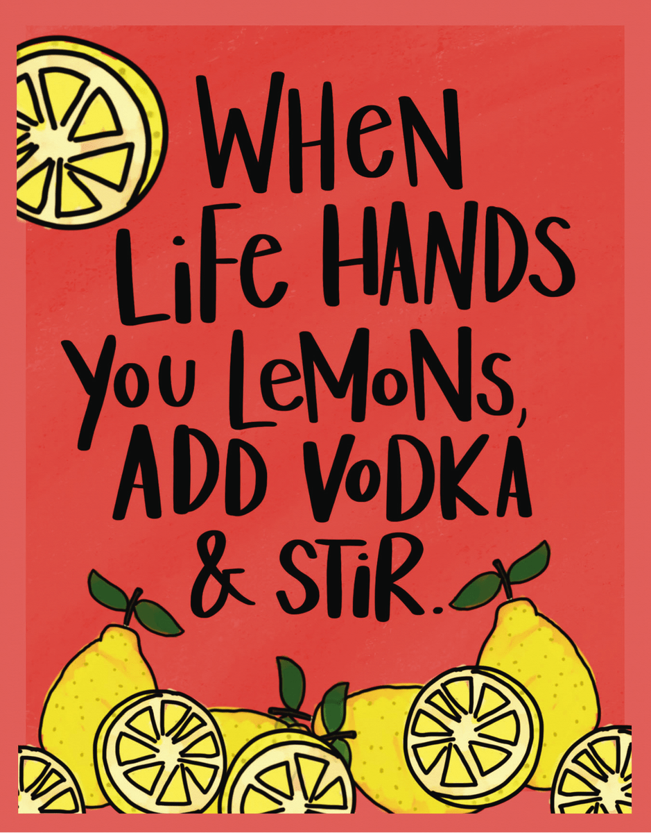 Lemons And Vodka