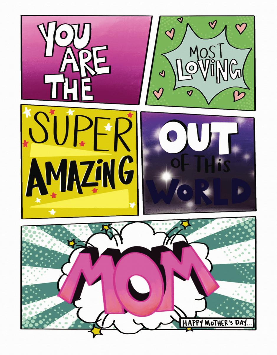 Superhero Mom