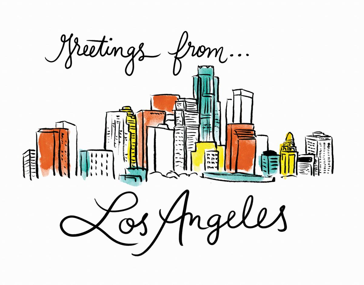 City LA