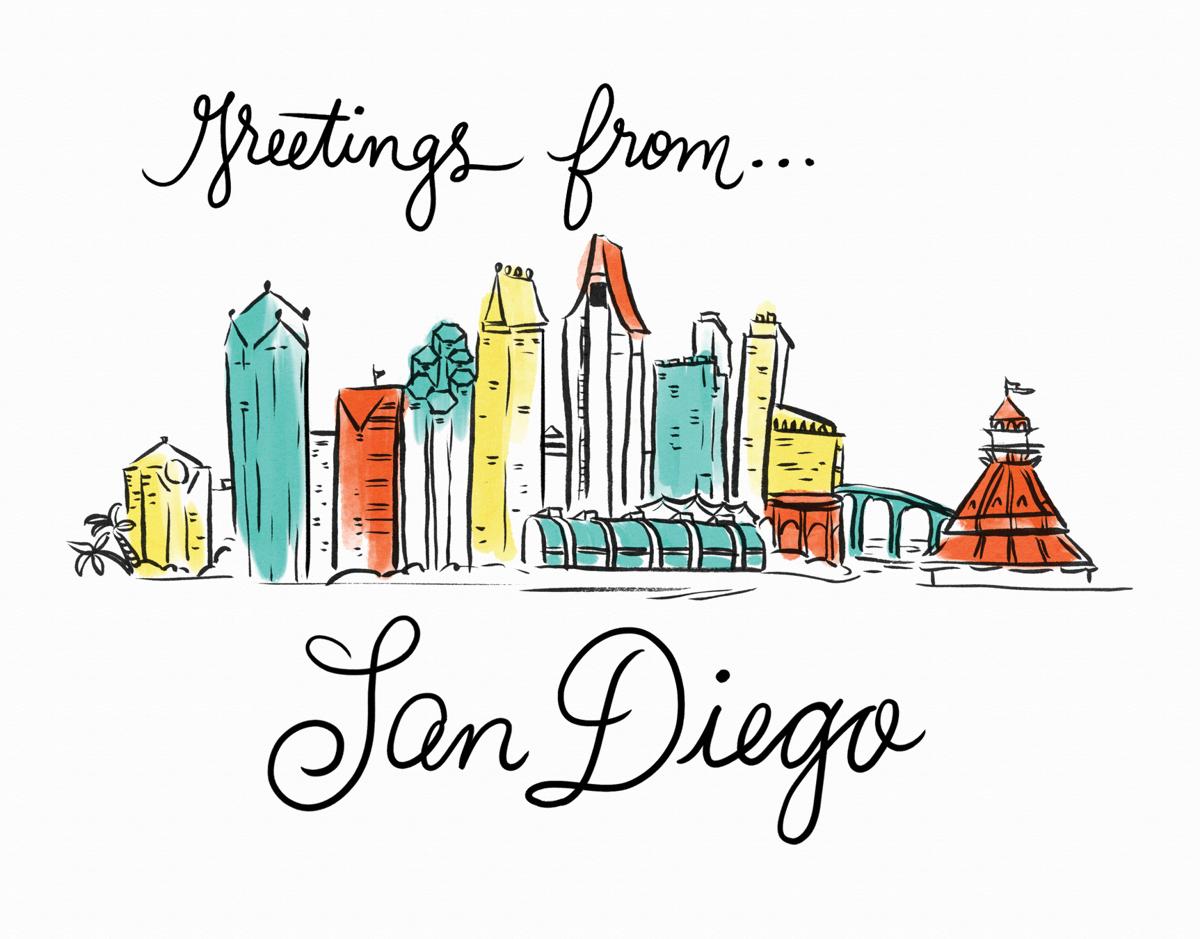 City San Diego