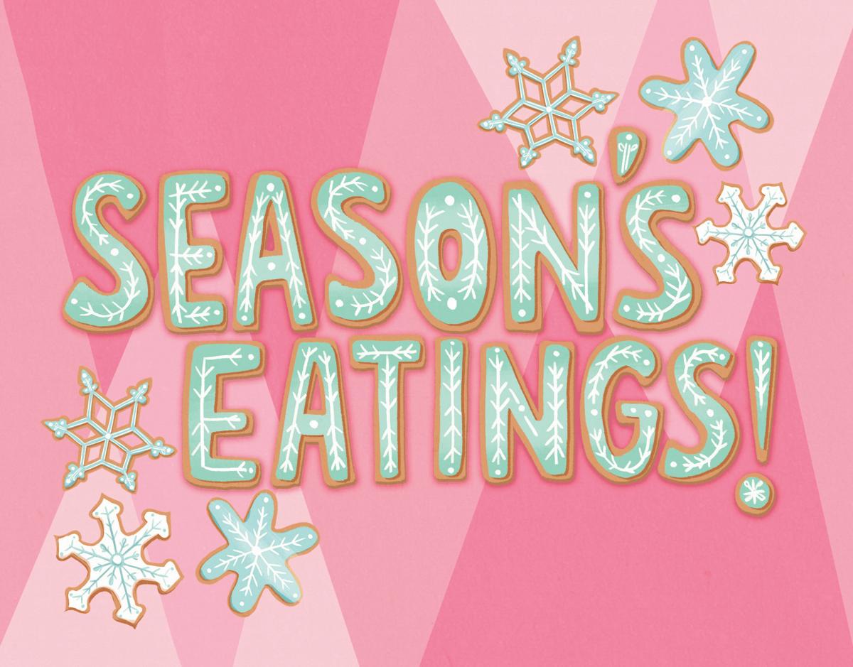 funny-pink-seasons-greetings-card