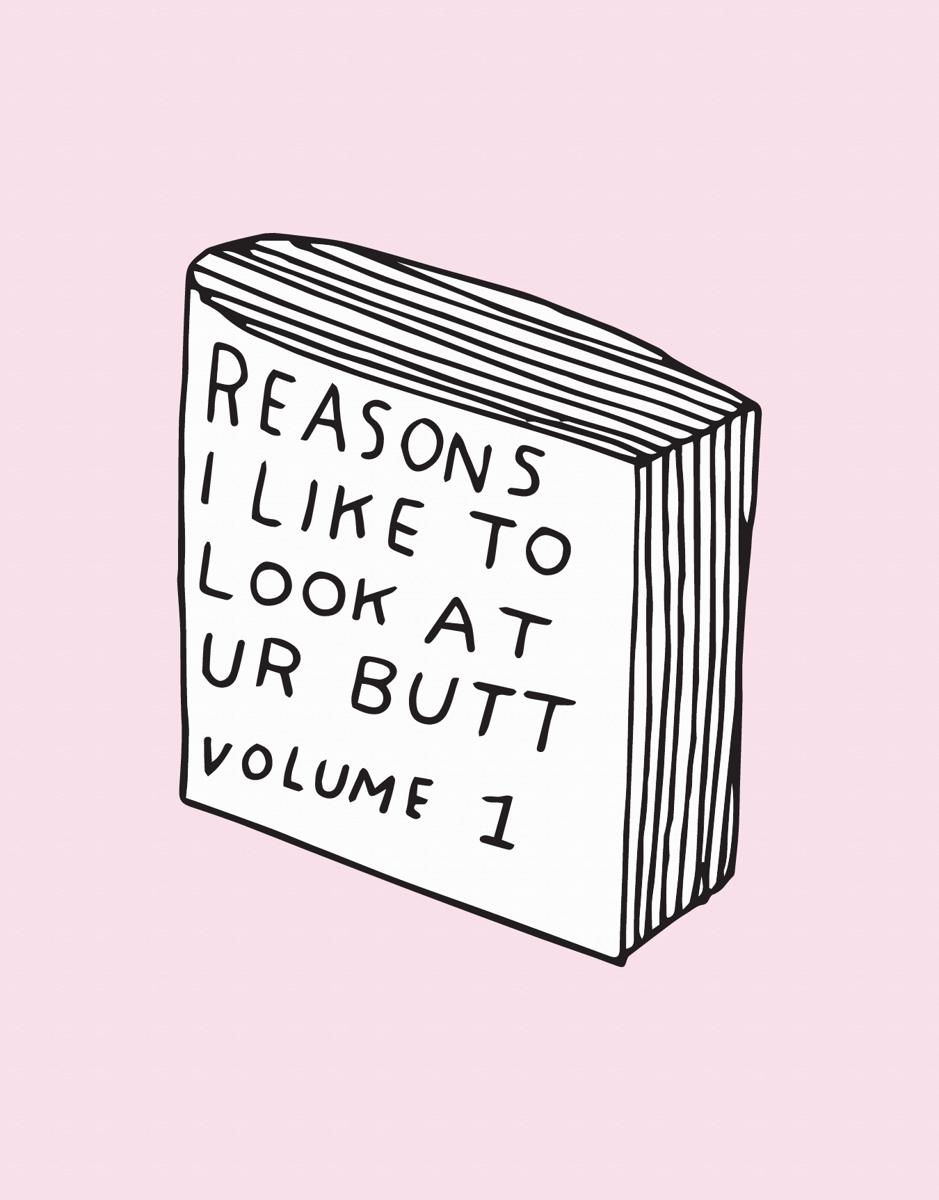 Butt Book