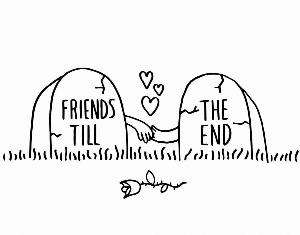 Friends Till The End