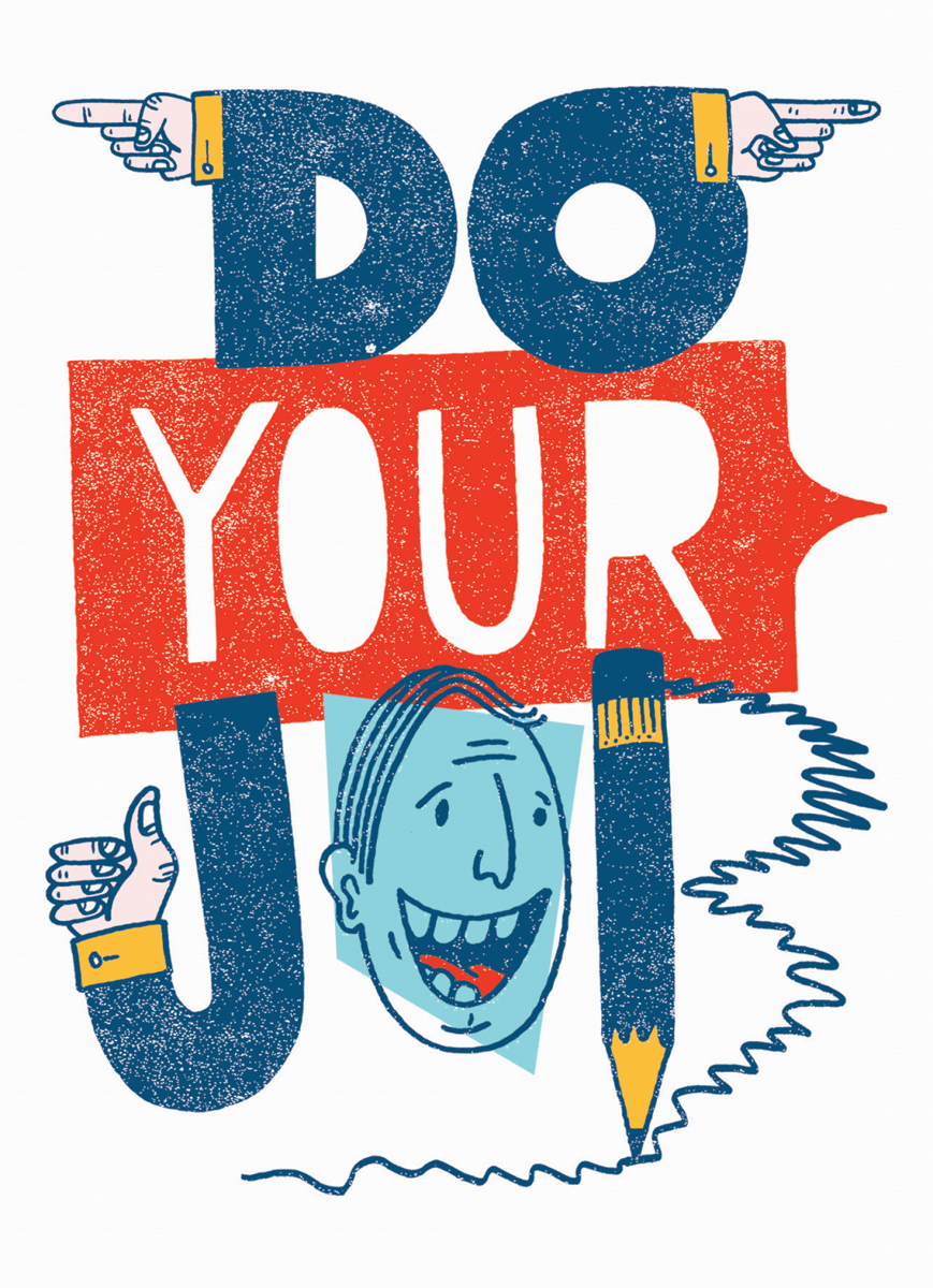 Do Your Job