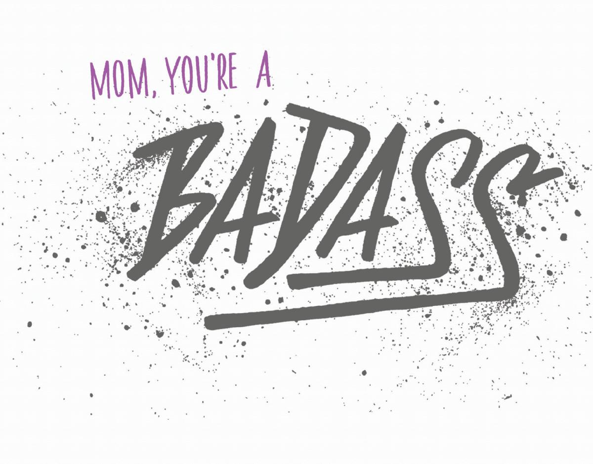 Badass Mom