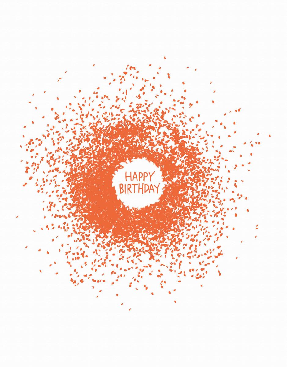 Explosion Birthday