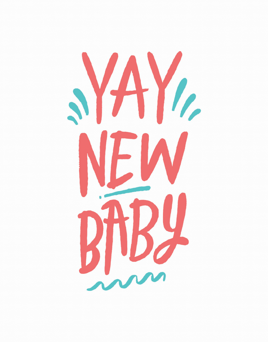 Yay New Baby