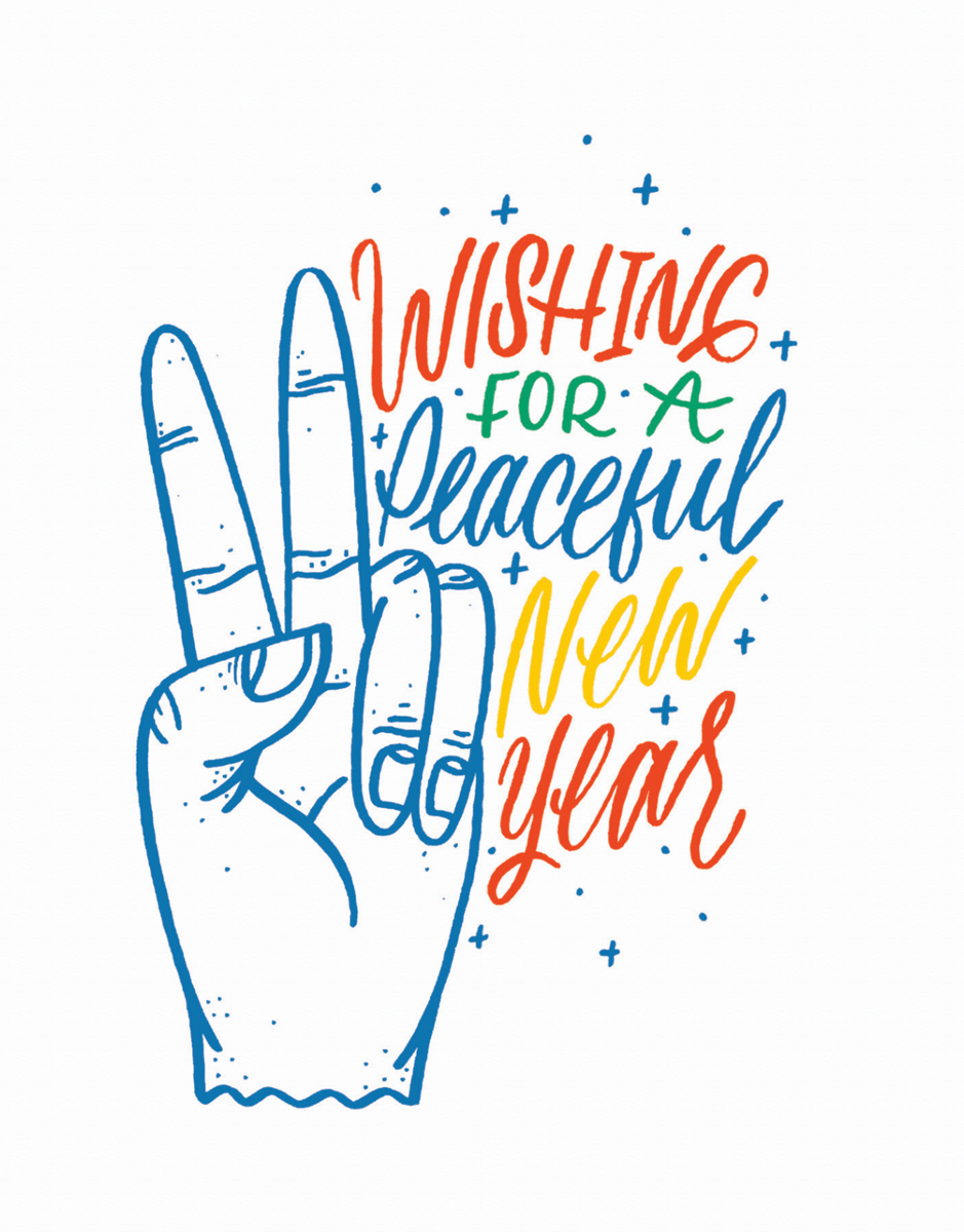 Peaceful New Year