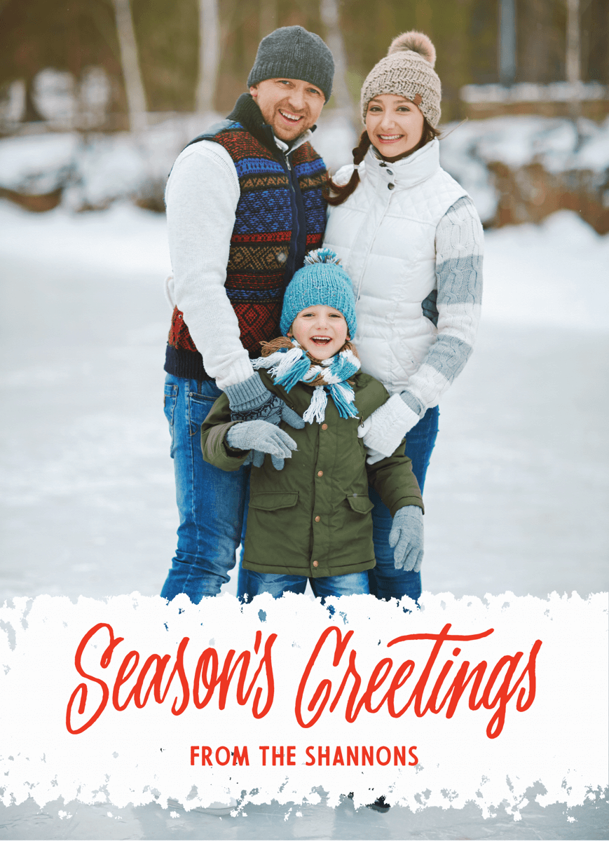 Snowy Greetings