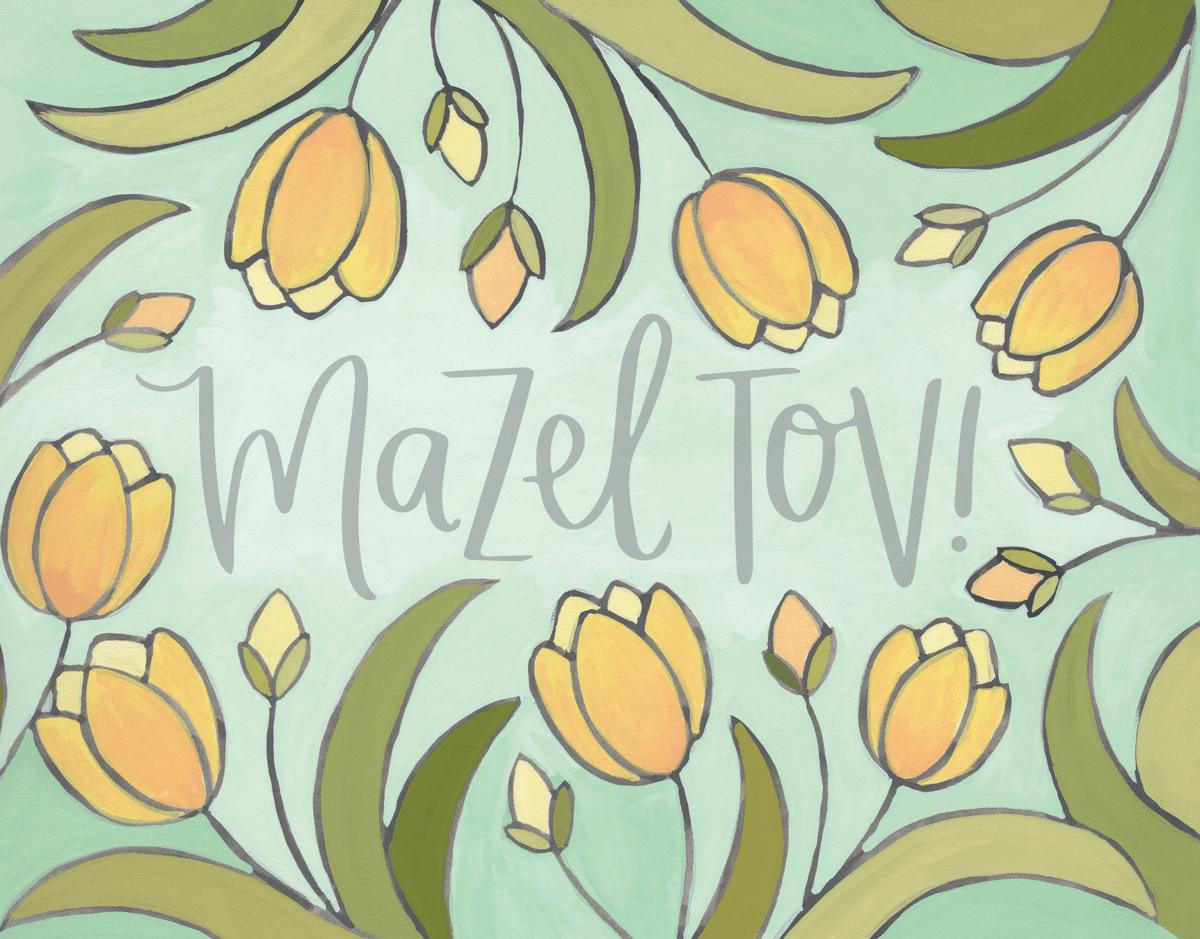 Mazel Tov Floral