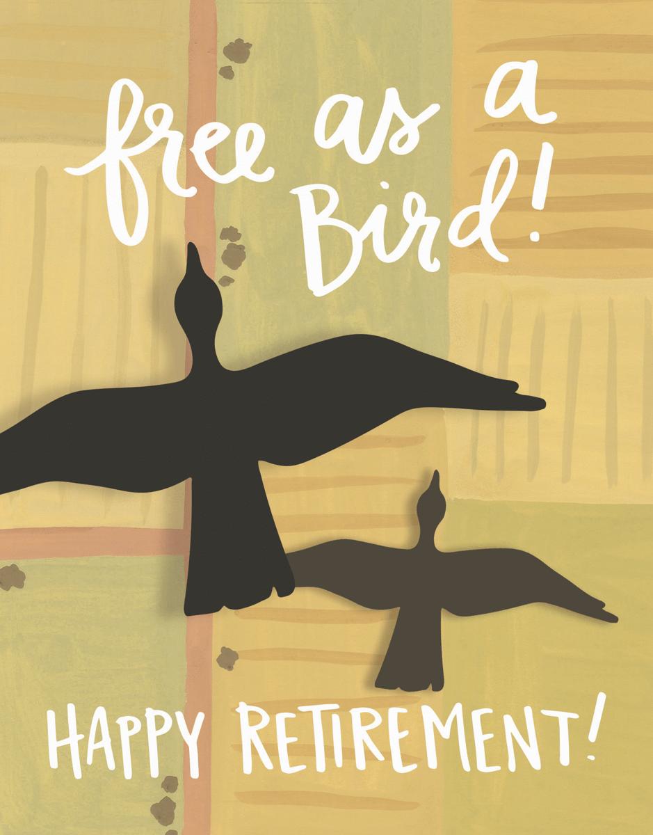 Retirement Birds
