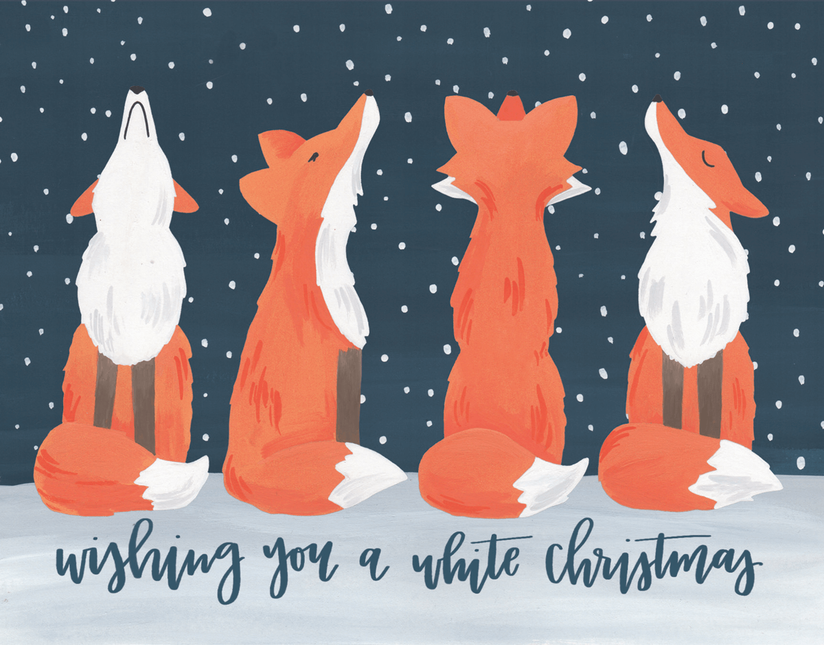 Fox Christmas