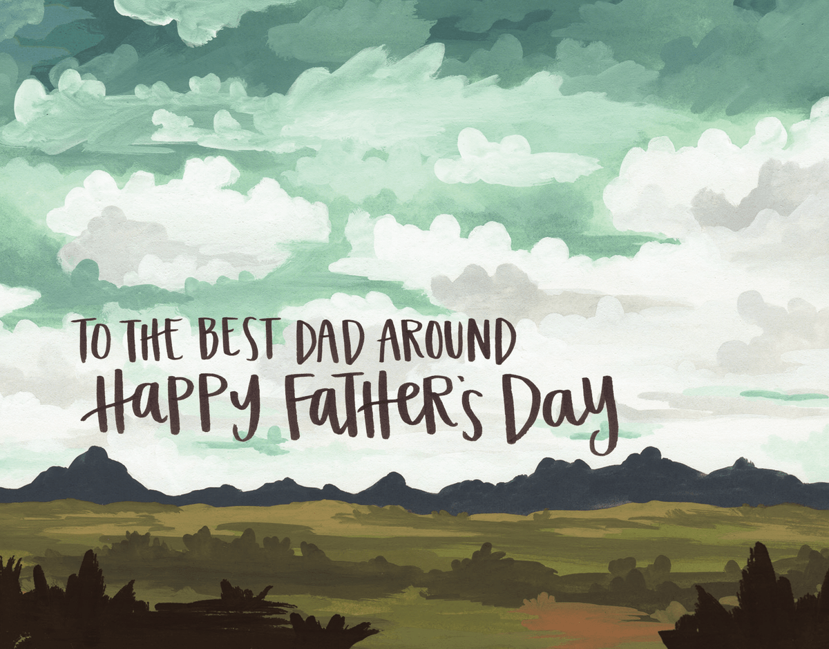 Father's Day Landscape