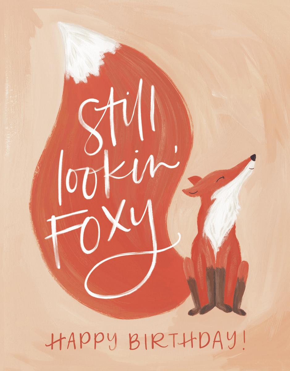 Lookin' Foxy