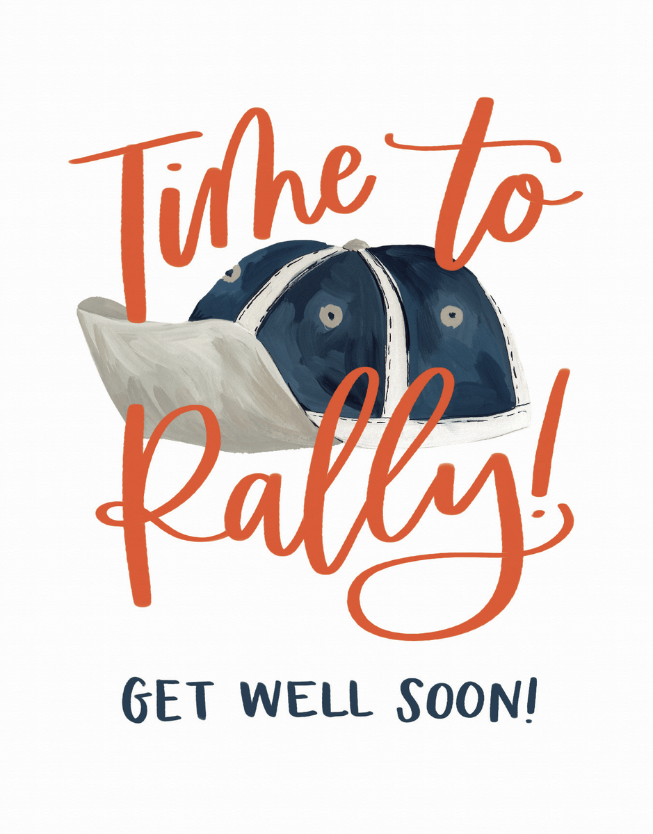 Time To Rally