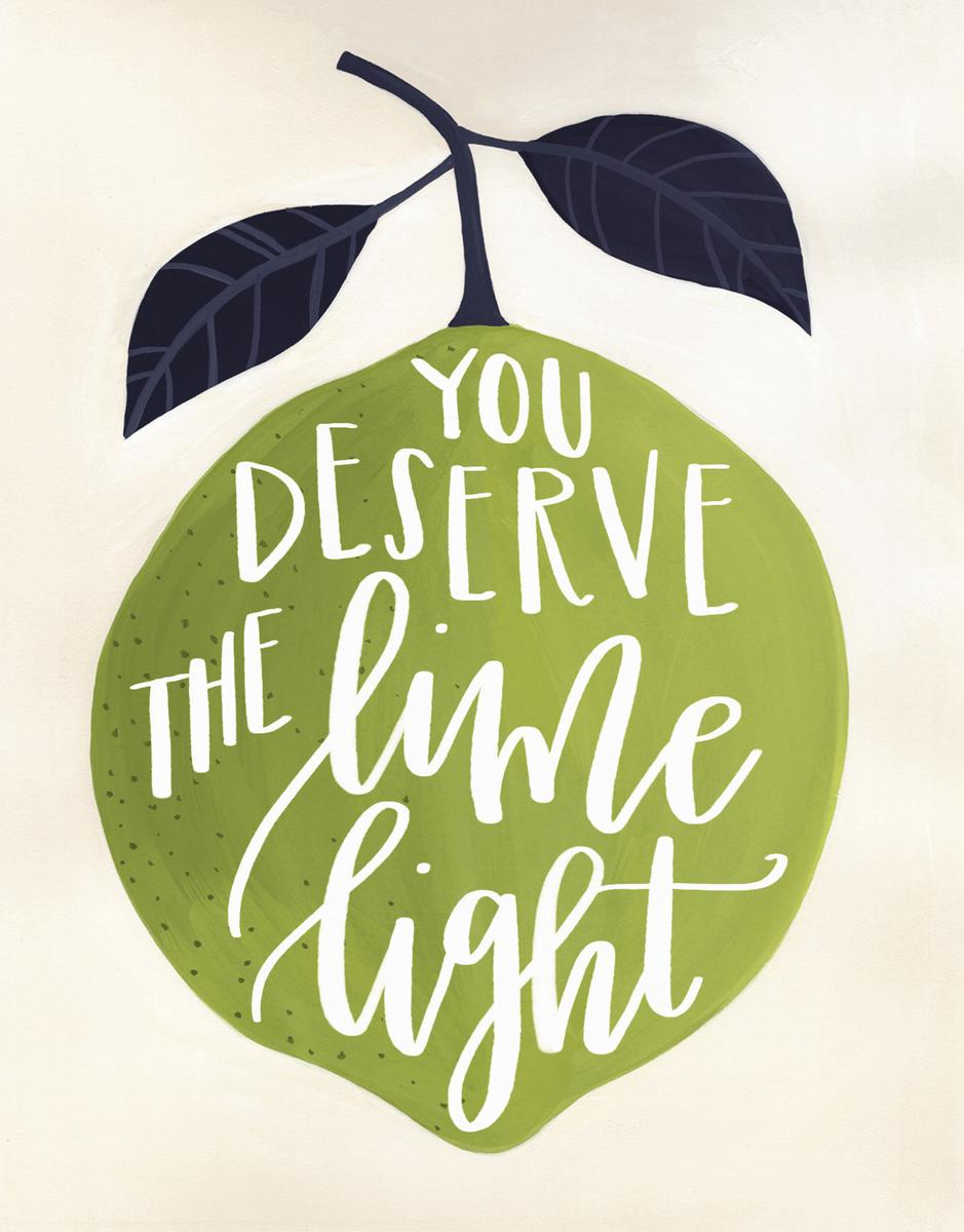 Lime Light