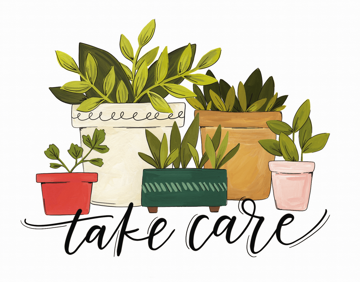 Take Care Plants