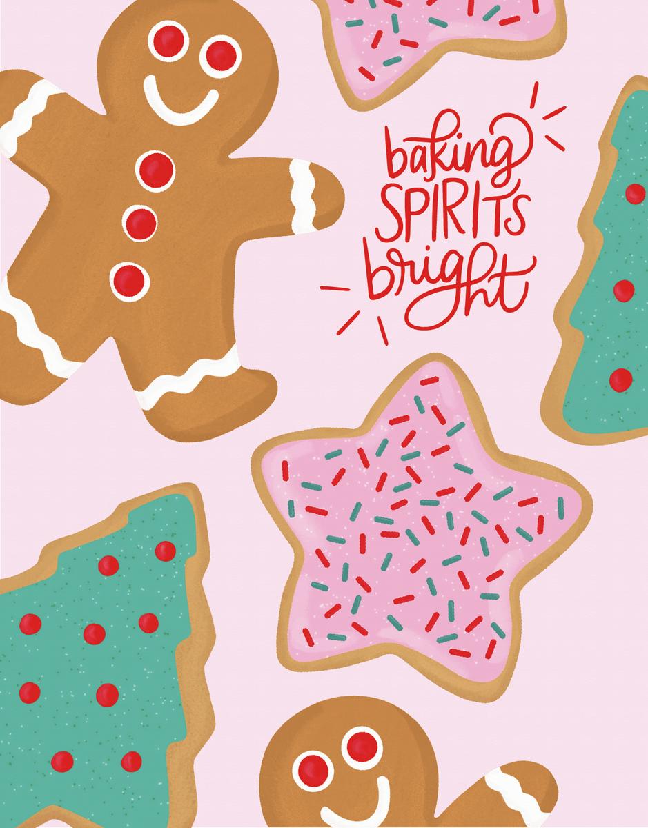Baking Spirits Bright
