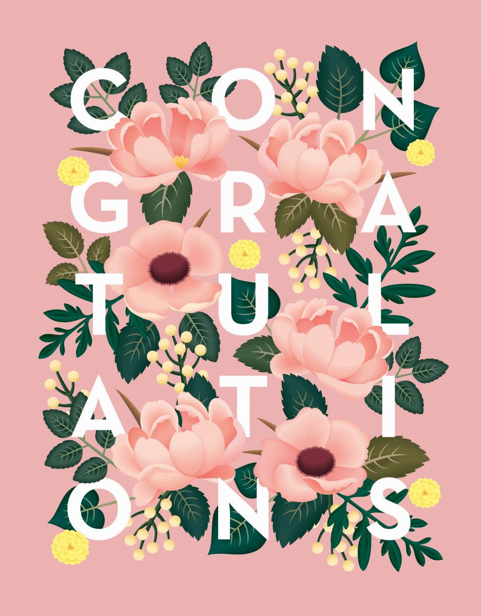 Floral Congratulations