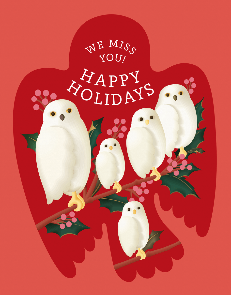 We Miss You Owls