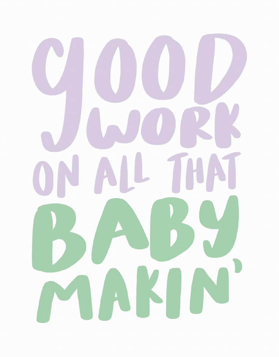 Baby Making