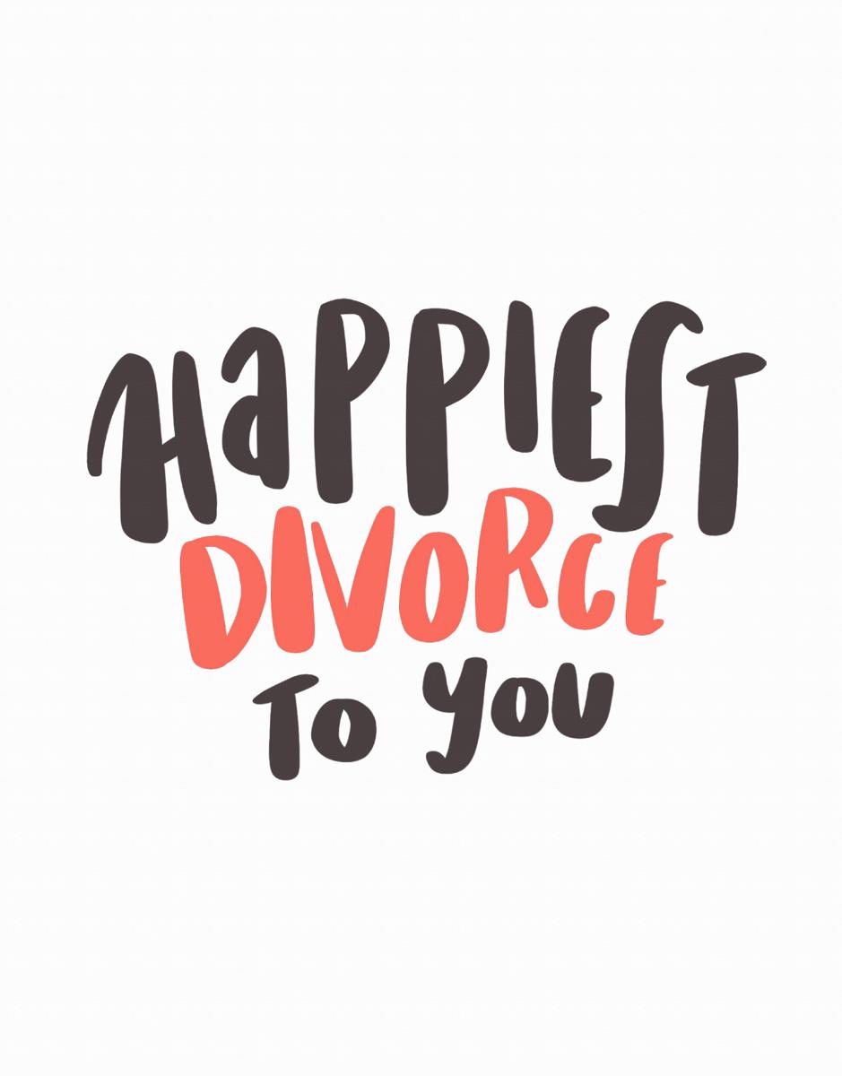 Happiest Divorce