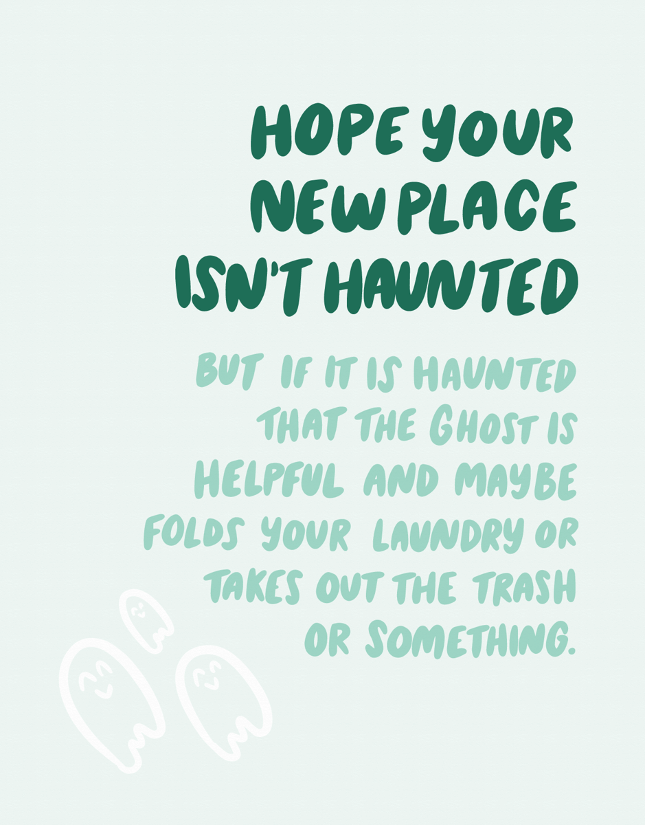 Haunted New Place