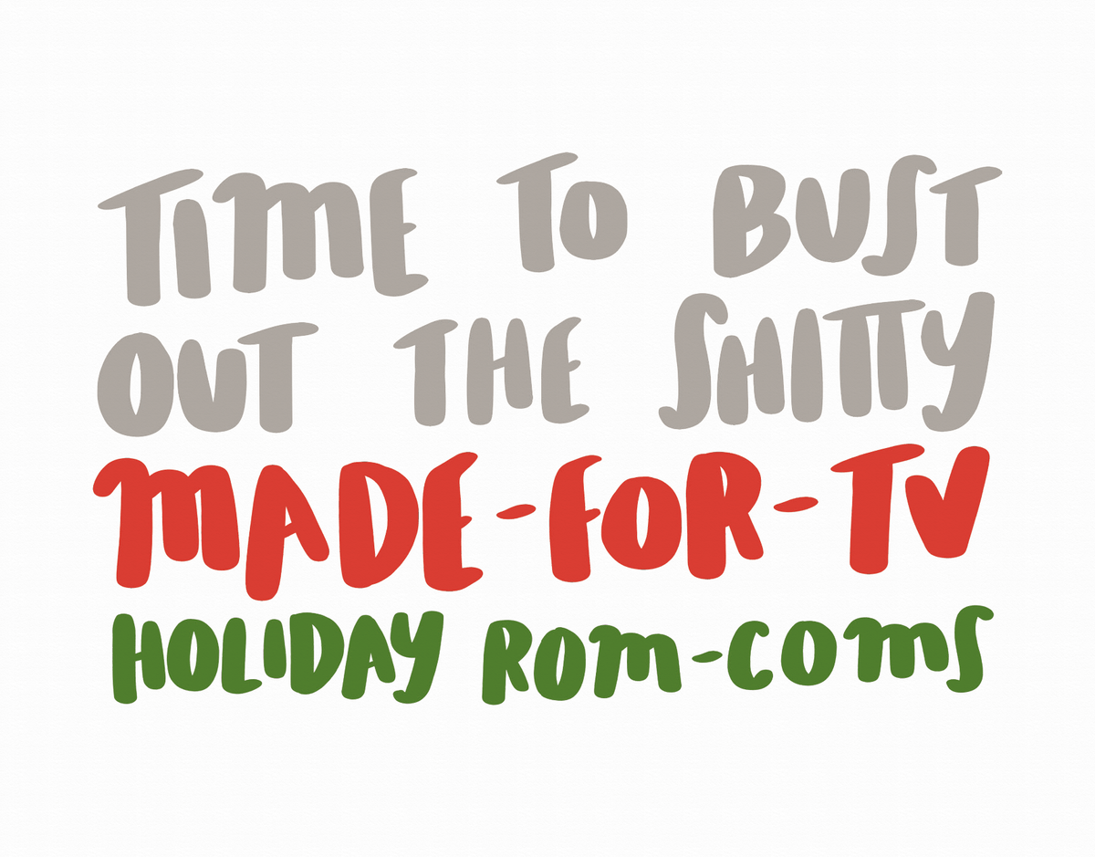 Holiday Rom-Coms