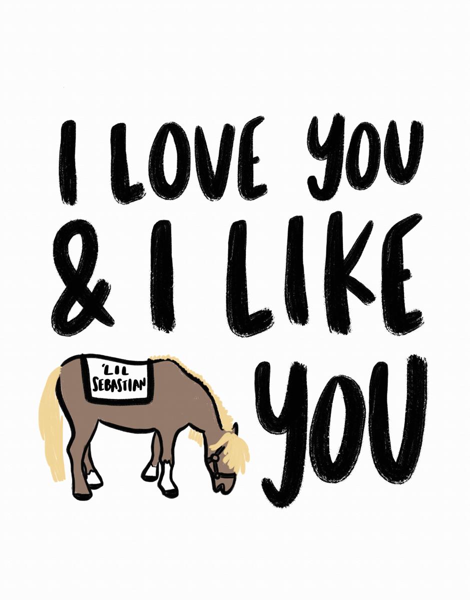 Love You And Like You