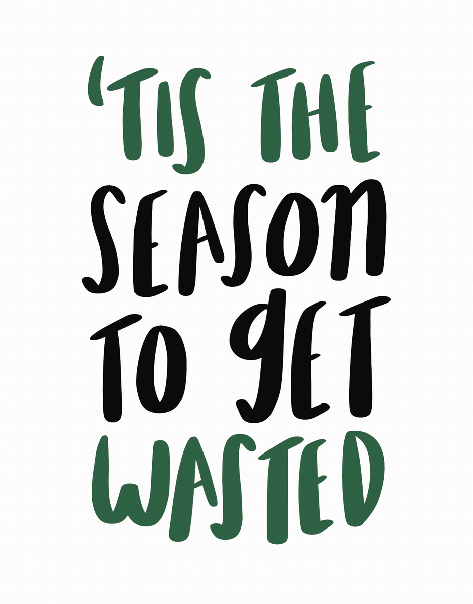 Season To Get Wasted