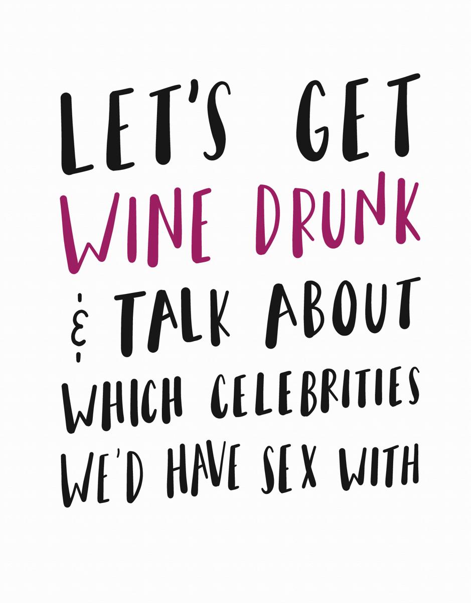 Wine Drunk